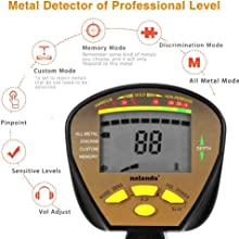 Metal Detector of Professional Level