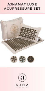 Ajnamat Luxe Acupressure Set