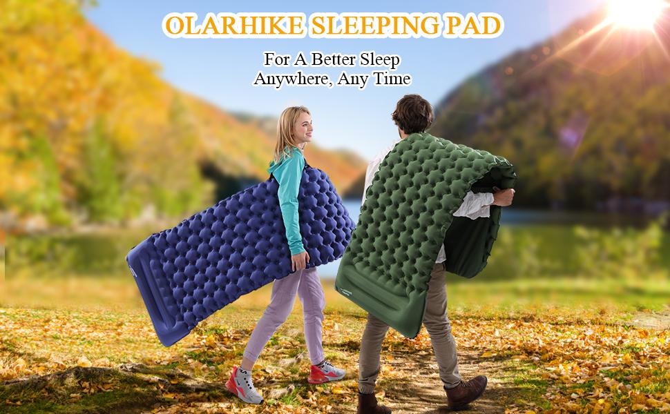 sleeping pad