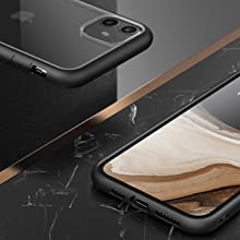 Supcase Unicorn Beetle Style Slim Clear Case for iPhone 11 6.1 2019