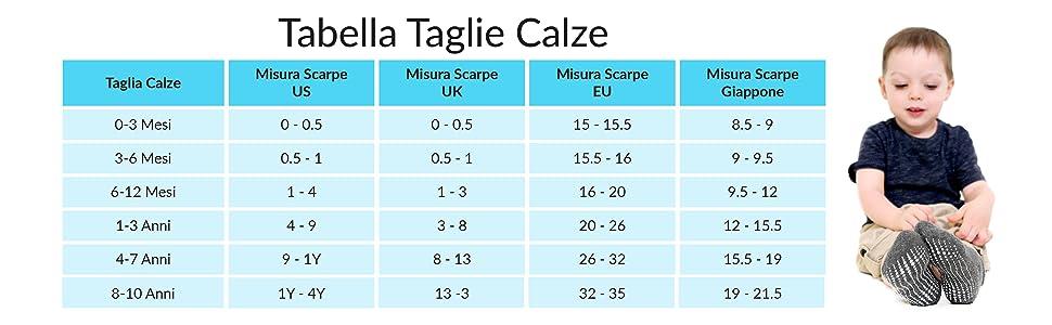 la tabella delle taglie si adatta ai neonati 0-3 3-6 neonati 6-12 bambini 12-36 mesi 4-7 anni