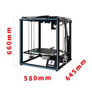 Machine size