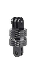 360 Degree Rotation Camera Mount