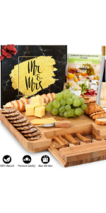 mr and mrs cheeseboard