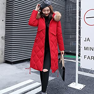 Down Coat A-Line Quilted