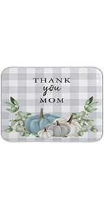 Thank You Mom Dish Drying Mat