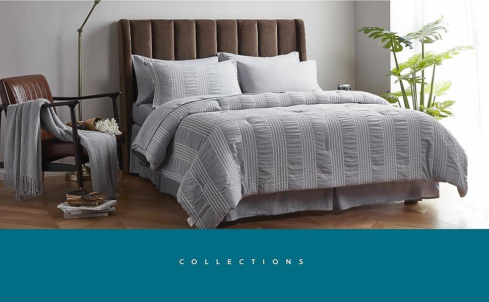 Bedsure | Comforter Set 8 Piece