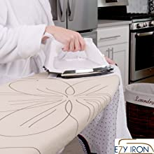 padded ironing cover