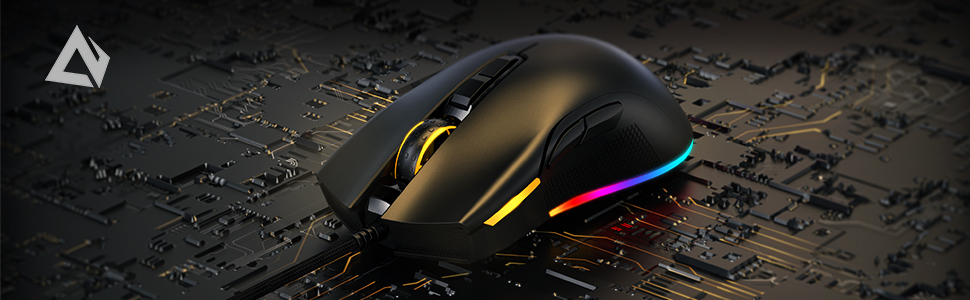 wired mouse gaming