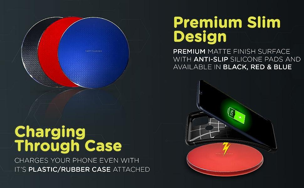 Slim Charging Through Case