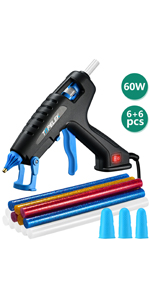 Hot glue gun Hot glue gun with sticks Hot glue guns for crafts Glue gun Glue gun for arts and crafts