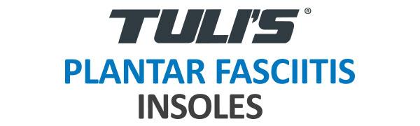 Tuli's Plantar Fasciitis Insoles
