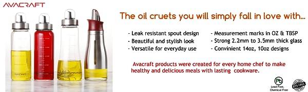 Avacraft Oil Dispensers!