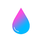 non-bleed water resistant waterproof non-fade glitter colour
