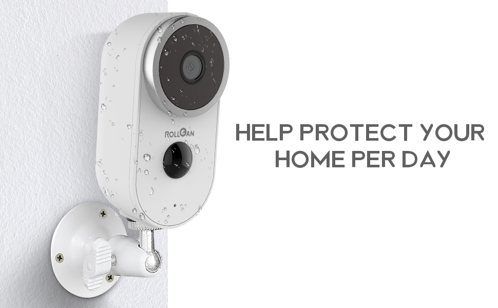 Flashandfocus.com d9429821-a089-48aa-8742-c5491b969fad.__CR0,0,970,600_PT0_SX970_V1___ Security Home Camera Outdoor Wireless, Rechargeable Battery Powered 1080P HD Wire-Free Smart Surveillance WiFi IP…