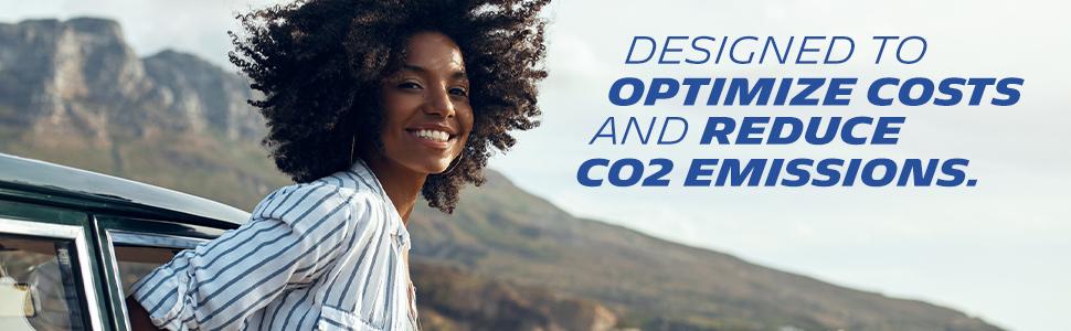 optimize costs reduce CO2 emissions pk belts MICHELIN