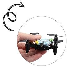 Drone, mini drone, release pressure, drone gift