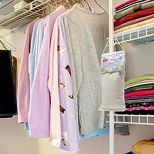 closet storage odor smell stale fresh mothballs