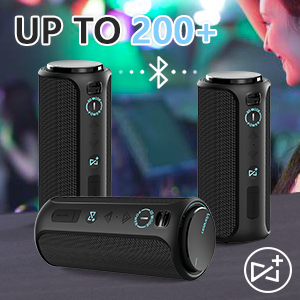 bluetooth speakers-Party Buddy