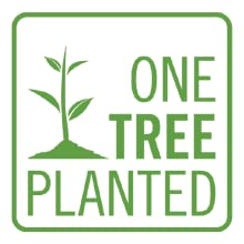 One Tree Planted With Every Purchase