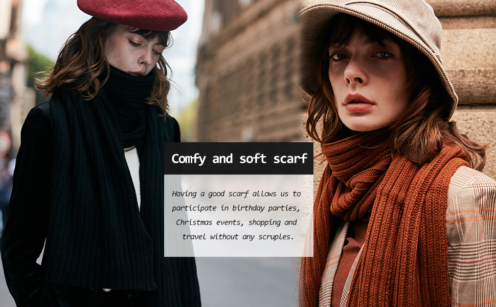 Fashion Formal Soft Scarves For Men And Women Storm Area 51 Winter Scarf