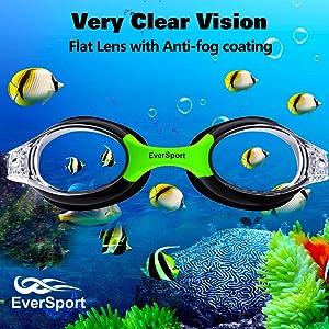 kids swim goggles