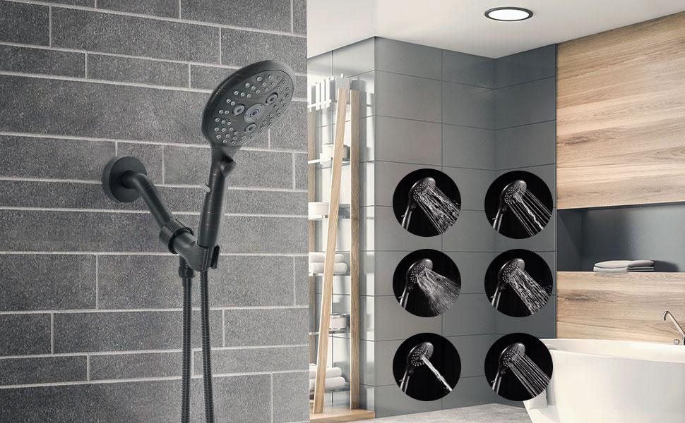 Main Handheld shower