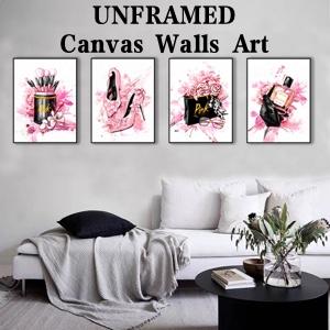 fashion canvas wall art