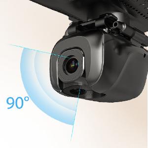 90° Adjustable Lens