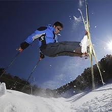 skiing pants men