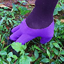 Garden Genie Gloves with Claws
