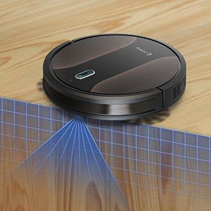 R580 robot vacuum cleaner