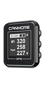 CANMORE GOLF GPS H-300