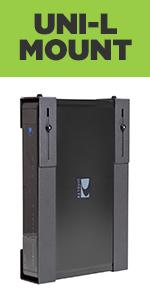 HIDEit Mounts Uni-L Large Device Wall Mount