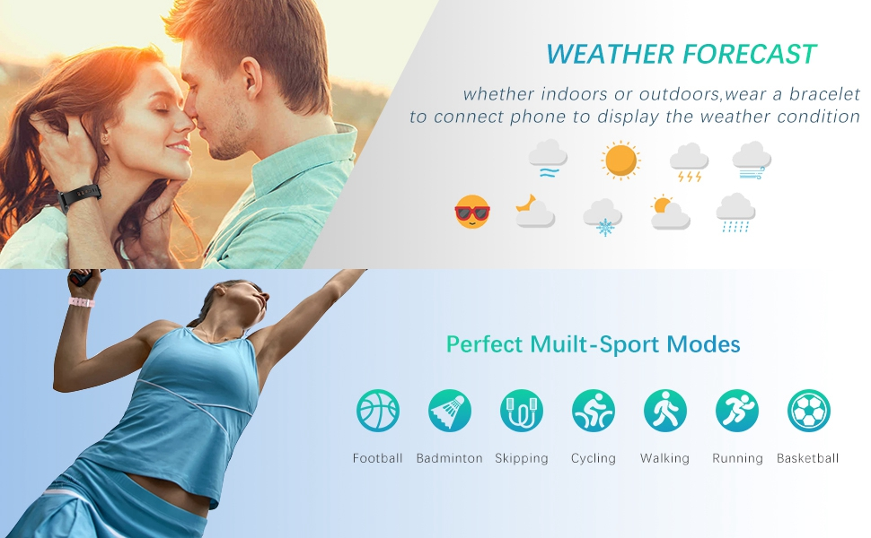 support to display weather forecase so that keep u informed the weather to decide whether  go out