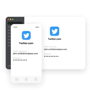 Access passwords on any device