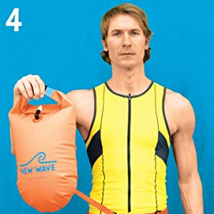 buoy for open water swimmers buddy swim paddles hand swim buoy open water triathlon buoy swim float