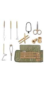 fly tying tools set