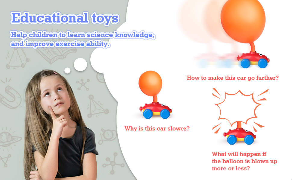 Children's Science Toy
