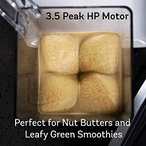 Creates Peanut Butter