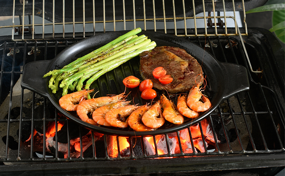 BBQ PAN FOR OUTDOOR
