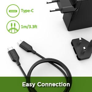 2 Way UK Alimentation Secteur Prise rapide USB ports de charge Connexion Plaque Murale Plug