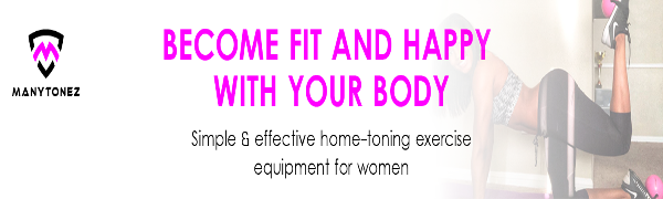 Become fit and happy with your body