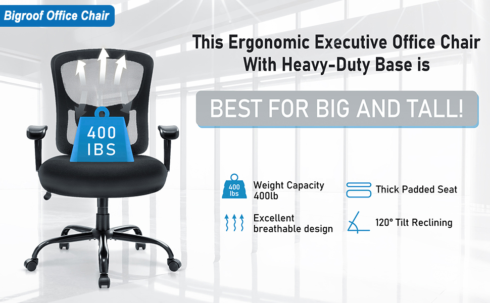 Bigroof home office chair_1