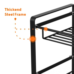 Thickened Steel Frame