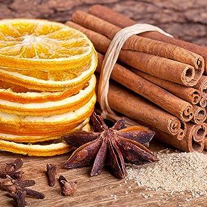 cinnamon stick potpourri