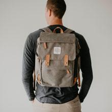 Diaper Backpack - Dad