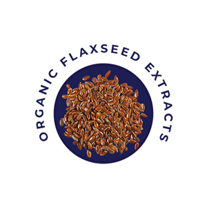 Organic Flaxseed Extracts