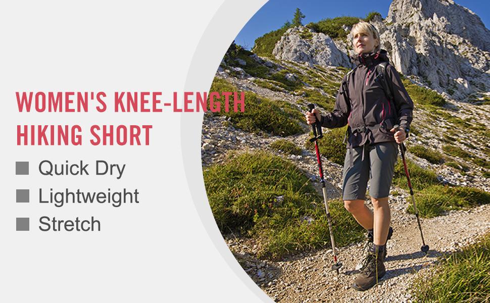 women hiking shorts quick dry