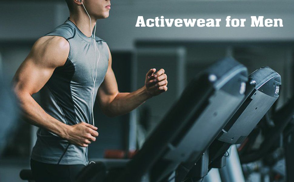 Activewear for Men
